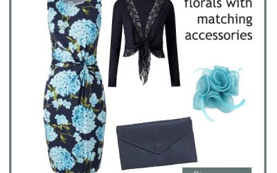 Compliment Florals with Matching Accessories